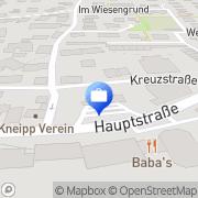 Karte Postbank Bad Nenndorf, Deutschland
