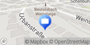 Karte Harald Klein - klein Management-Beratung Weinstadt-Endersbach, Deutschland