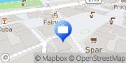 Karte Sparkasse Bregenz Bank AG, Zentrale Bregenz, Österreich