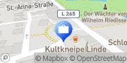 Karte AOK Baden-Württemberg - KundenCenter Kisslegg Kißlegg, Deutschland