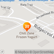 Map Allsup's Convenience Store Rio Rancho, United States