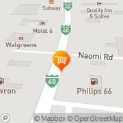 Map Good 2 Go - 1600 E Santa Fe Ave, Grants, NM Grants, United States