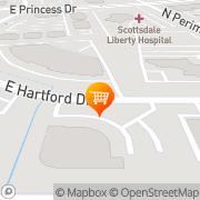 Map Vitamin Factory Scottsdale, United States