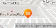 Map Fry's Marketplace Phoenix, United States