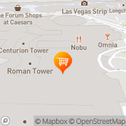 Map Mesa Grill Las Vegas, United States