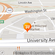 Map Whole Foods Market San Diego, United States