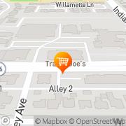 Map Whole Foods Market Claremont, United States