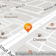 Map Trader Joe's Irvine, United States