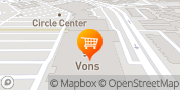 Map Vons Long Beach, United States
