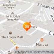 Map S K Uyeda Department Store Incorporated Los Angeles, United States