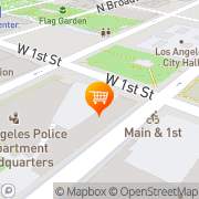 Map Domingos Italain Deli Los Angeles, United States