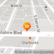 Map Robeks Juice Los Angeles, United States
