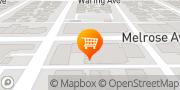 Map Kiss My Keto Los Angeles, United States