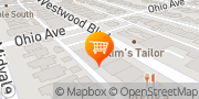 Map Bristol Farms Westwood Los Angeles, United States