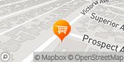 Map Shaka Braai Los Angeles, United States