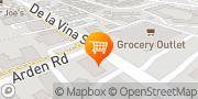 Map Grocery Outlet Bargain Market Santa Barbara, United States