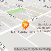 Map Apple Spice Box Lunch Delivery & Catering Stockton, CA Modesto, United States