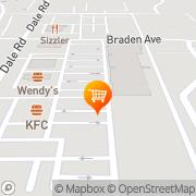 Map Whole Foods Market Modesto, United States