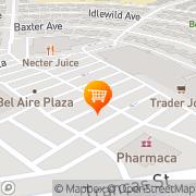 Map Whole Foods Market Napa, United States