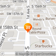 Map Whole Foods Market Burien, United States