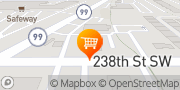 Map 7-Eleven Edmonds, United States