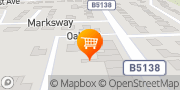 Map Tesco Express Heswall, United Kingdom
