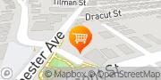 Map 7-Eleven Dorchester, United States