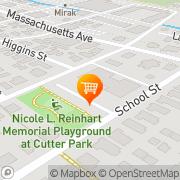 Map Howard Davidson Marketing Arlington, United States