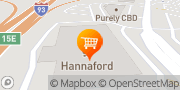 Map Hannaford Supermarket Concord, United States