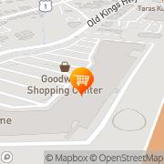 Map Stop & Shop Darien, United States