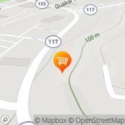 Map Frannie's Goodie Shop Mount Kisco, United States