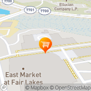 Map Whole Foods Market Fairfax, United States