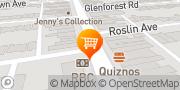 Map iCater Toronto Toronto, Canada