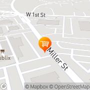 Map Whole Foods Market Winston-Salem, United States