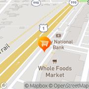 Map Whole Foods Market Pinecrest, United States