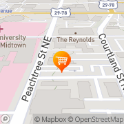 Map Gladys Knight & Ron Winan's Chicken And Waffles Atlanta, United States