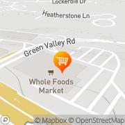 Map Whole Foods Market Birmingham, United States
