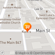 Map Belgian Chocolatier Piron Inc Evanston, United States
