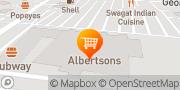 Map Albertsons Baton Rouge, United States