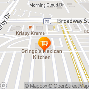 Map Gringos Mexican Kitchen Pearland, United States