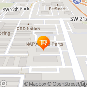 Map Engroff Catering Topeka, United States