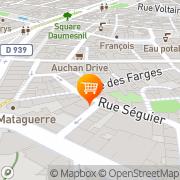 Carte de Le Grain de Sel Périgueux, France
