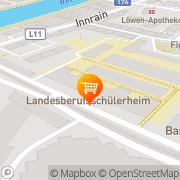 Karte Buffet Egon Kammerlander - Technikzentrum Innsbruck, Österreich