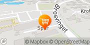 Kort Superspar Karrebæksminde, Danmark