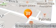 Map Ben & Jerry's Northbridge, Australia
