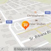 Karte PENNY Markt Wörgl, Österreich