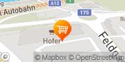 Karte HOFER Kufstein, Österreich