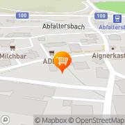 Karte ADEG Markt Aichner Michael Abfaltersbach, Österreich