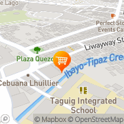 Map Bounty Fresh Eggs Taguig, Philippines