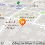 Map Kleine Eiszeit Berlin, Germany